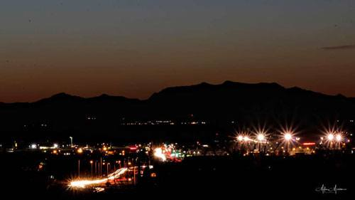 Alamogordo City Lights