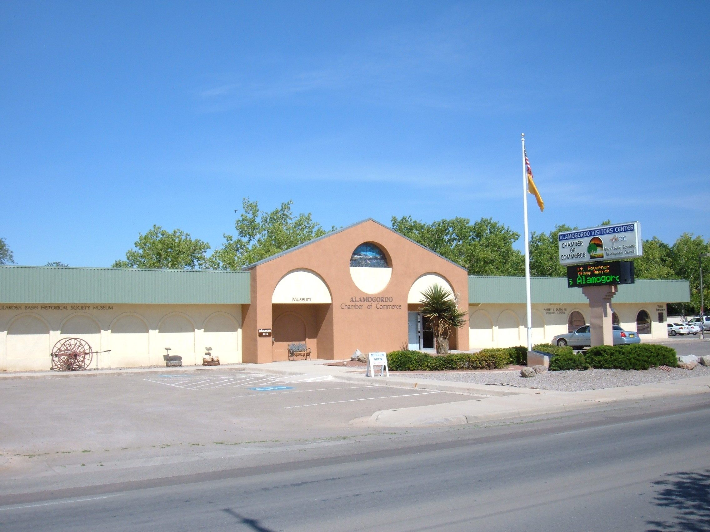 Alamogordo Chamber of Commerce