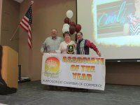 Associate of the Year 2016 Tammie Reynolds, Burt Broadcasting, Inc.