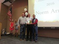 Citizen of the Year 2016 - Norm Arnold