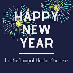 Happy New Year Alamogordo 2020