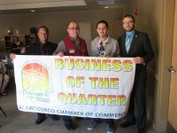 Business of the Quarter - 2nd Qtr 2017 - Margos Mexican Food